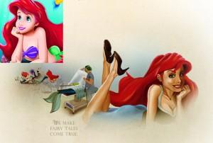 Little Mermaid Plastic Surgery