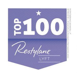 Restylane LYFT Top 100