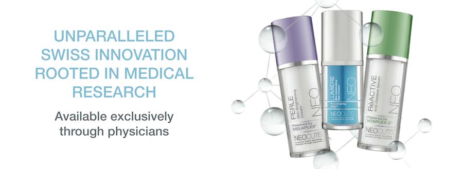 North Carolina Medical Grade Cosmetic Products