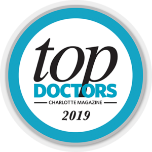 top doctor in charlotte, nc logo