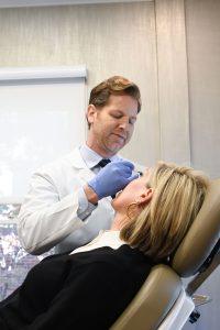inyecciones de botox para tratar las arrugas en charlotte, Carolina del Norte