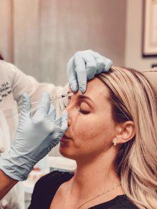 tratamiento antiarrugas en Charlotte, Carolina del Norte