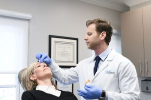 botox wrinkle treatment in mecklenberg county
