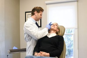 botox forehead injections in charlotte, nc
