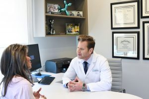 juvederm facial filler consultation in charlotte, nc